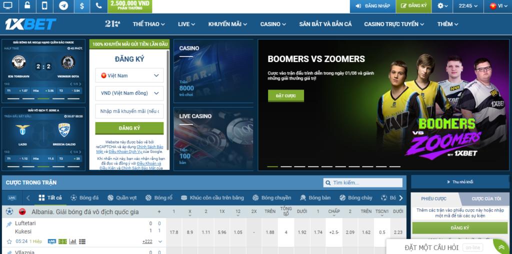 1xbet - cricket betting platforms