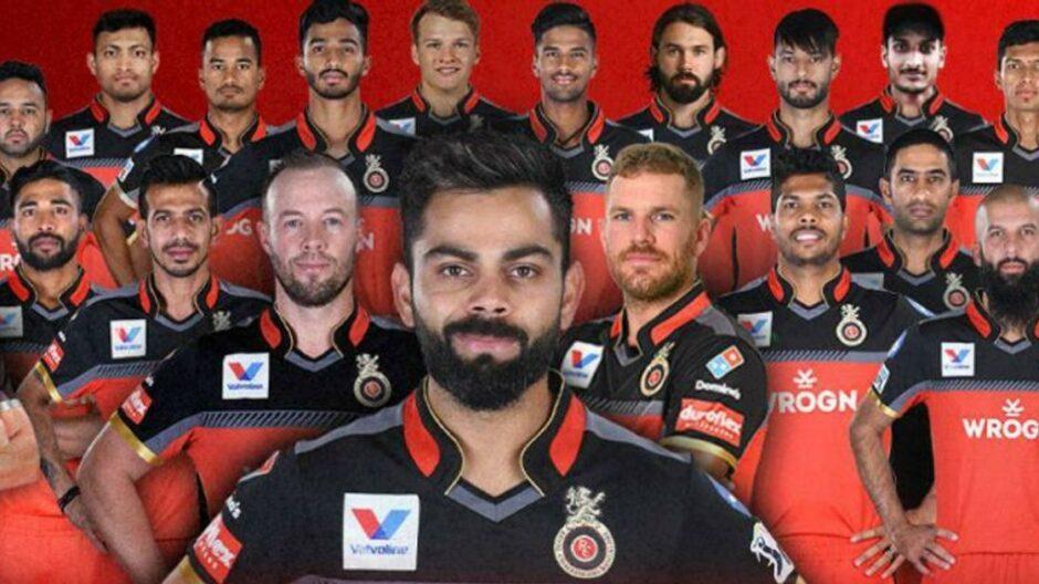 RCB на IPL 2020