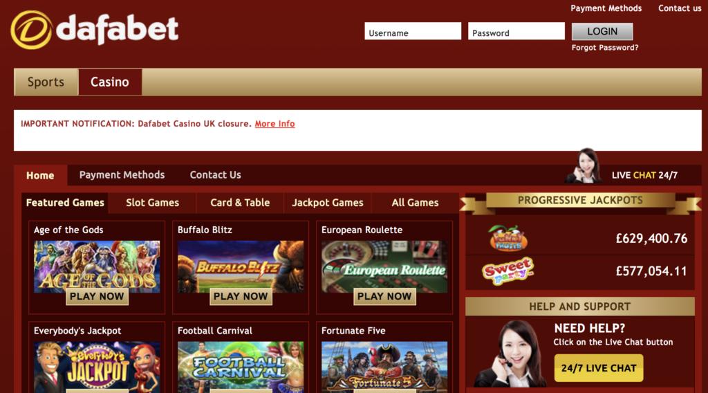 Dafabet - cricket betting platforms