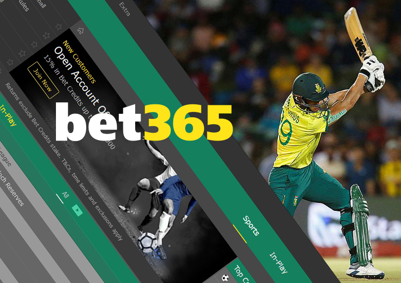 Bet365 Cricket most famous website