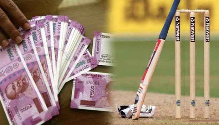 Many and betting on cricket